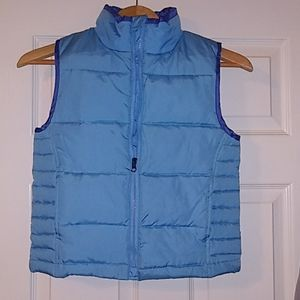 Winter vest girls